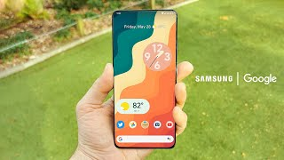 Samsung x Google - Taking It To A New Level