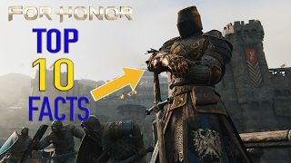 FOR HONOR - Everything You Need to Know (Tips, Facts and More!)