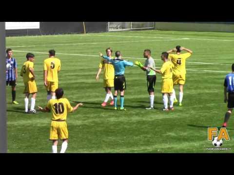 I Memorial Bertollini, la Finale: Urbetevere - Accademia Calcio Roma 3-2