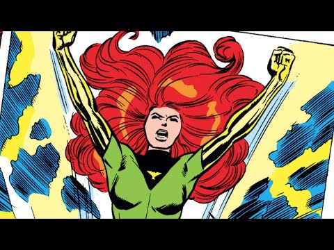 Epic Moments from the Dark Phoenix Saga! | Earth's Mightiest Show