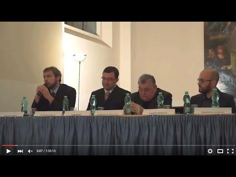 26.10.2015 Představení knihy Spravedlivý riskuje o Karlu Weirichovi