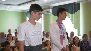 Хасан Кипкеев -  чемпион мира по стритболу