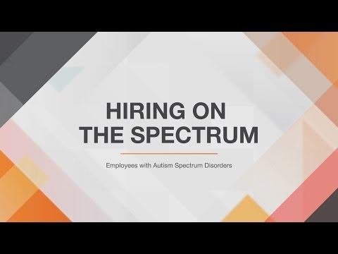 mp4 Managing Employees On The Spectrum, download Managing Employees On The Spectrum video klip Managing Employees On The Spectrum