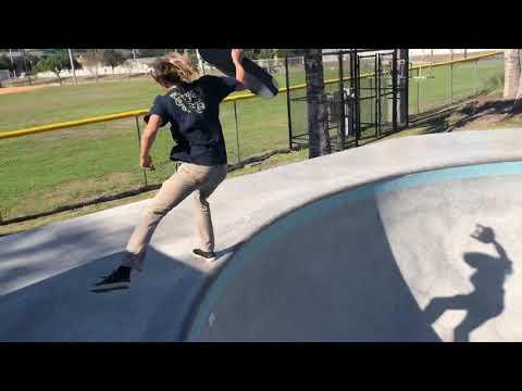 St. Pete Skatepark w/ homies
