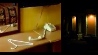 Ghost Caught On Video In A Texas Motel Room