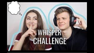 WHISPER CHALLENGE Z DOMINIKIEM RUPIŃSKIM! lll Lena_moonlight