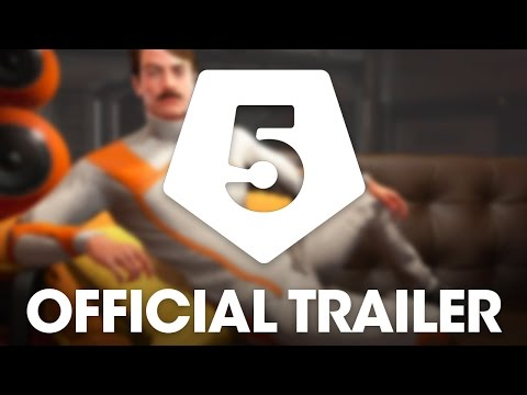 Unity 5 Official Trailer