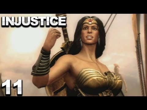 Injustice: Gods Among Us - Chapter 11: Wonder Woman