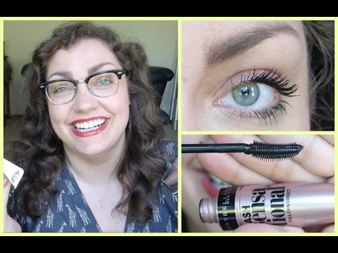 Maybelline Lash Sensational Mascara: First Impression + Review!