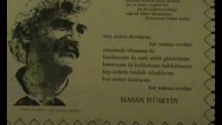 Hasan Huseyin Korkmazgil /Akarsuya birakilan mektup