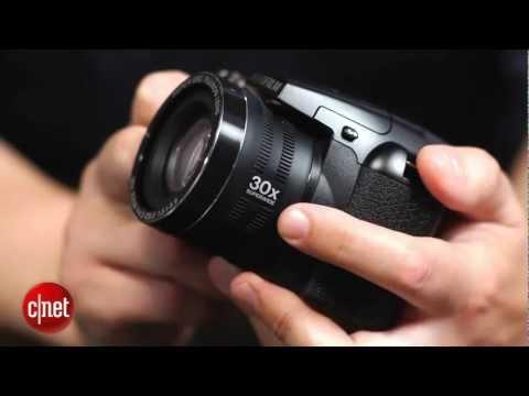 Fujifilm FinePix S4500 - CNET Review