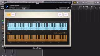 MIDI FX in Logic Pro X