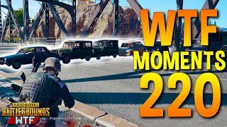 PUBG Daily Funny WTF Moments Highlights Ep 220 (playerunknown