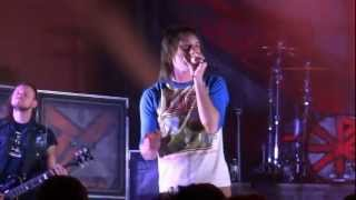 Disciple Draw The Line 2013 Live