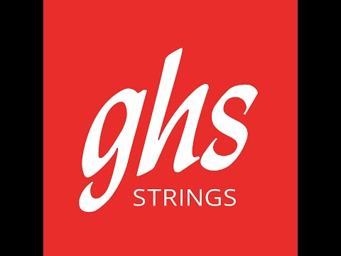 Frank Chaprnka - GHS Strings Nickel Rockers