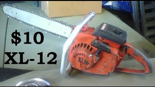 Small engine repair homelite chainsaw compression test piston rings 10 chainsaw fixer up homelite xl 12 greentooth Image collections