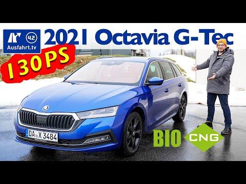 2021 Skoda Octavia Combi 1.5 TGI G-Tec Style - Kaufberatung, Test deutsch, Review, Fahrbericht
