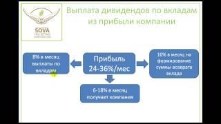 Презентация март 2015 SOVA ПК Сова, PK Sova