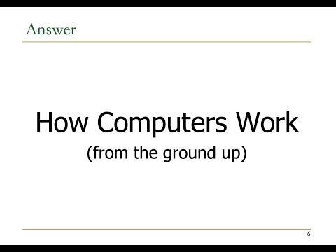 Digital Design & Computer Architecture: Lecture 1: Introduction and ...
