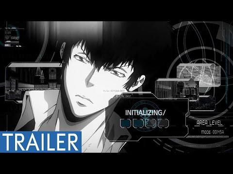 Psycho Pass׃ Mandatory Happiness - Announcement Trailer (PS Vita/PS4) thumbnail