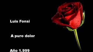 Luis Fonsi - A puro dolor [KaraokeKris_005]