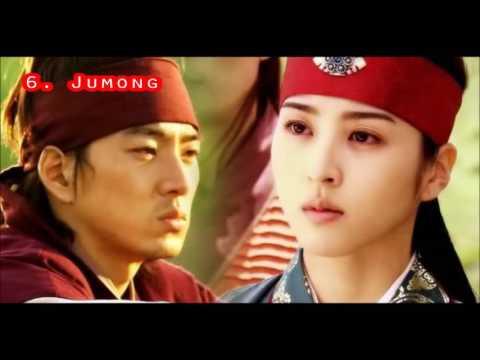 Top 10 Historical Korean Drama