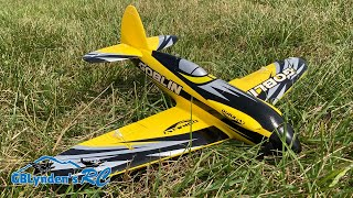 3S 2200 Flight With The Durafly Goblin Racer 820mm RC Plane By Reckem Roys RC