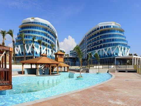 Фото Vikingen Infinity Resort & Spa 5* - Турция, Алания