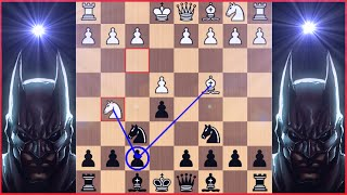 Chess Traps #10: Two Knights Defense Trap