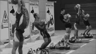 Гиревой спорт: Талант-это не главное (мотивация) / Kettlebell lifting: Talent - it is not important