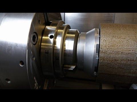 Neidlein Spannzeuge GmbH - FSP 55 Type Tırnaklı Punta İle İşleme