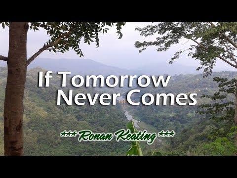 If Tomorrow Never Comes - Ronan Keating (KARAOKE VERSION)