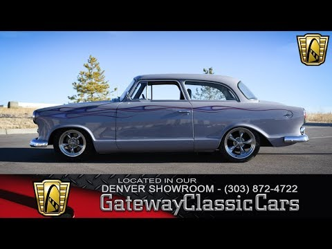 Video of Classic '58 American located in O'Fallon Illinois - MOAE