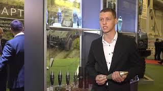 """Мінометний постріл від КВП """"Українська бронетехніка"""""""