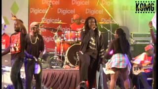 Gavin Moses (Mozo) Soca Monarch Performance (2017 Carriacou Carnival)