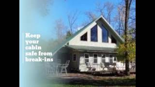 Keep Your Cabin Safe From Break-Ins.    Tip # 1