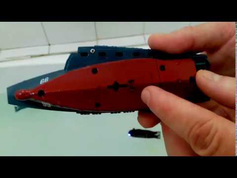 Portavion cu telecomanda/ 2.4GHZ Aircraft Carrier Boat RC Control/banggood