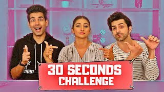 30 Seconds Challenge | Rimorav Vlogs