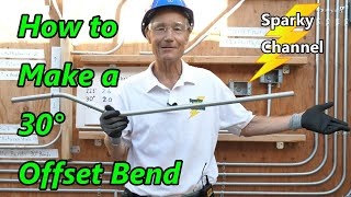 How To Make 30° Offset Bends Using Multipliers and Shrink