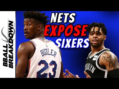 Download Nets Expose Sixers Serious Flaws In Game 1 HD Mp4 3GP Video and MP3