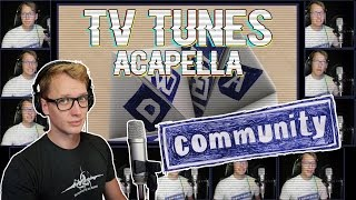 COMMUNITY Theme - TV Tunes Acapella