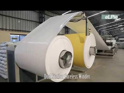 Extruder Coating Line For Eps Foam Sheet