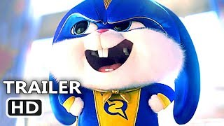 THE SECRET LIFE OF PETS 2 Snowball Trailer (2019) Pets 2, Animated Movie HD