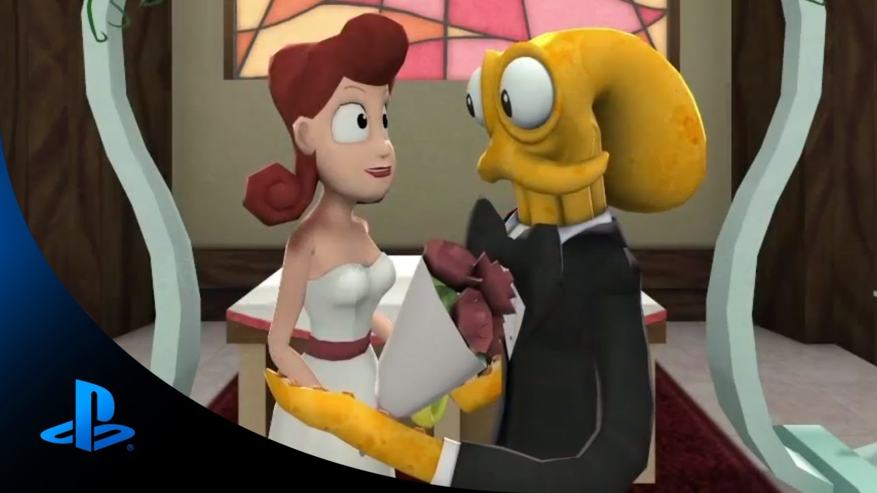 Octodad: Dadliest Catch Crashes, Stumbles, and Flops on to PS4