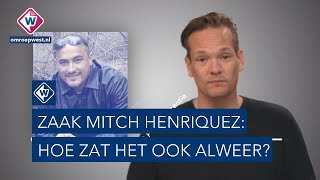 Rechtszaak over dood Mitch Henriquez van start: hoe zat het ook alweer? - OMROEP WEST