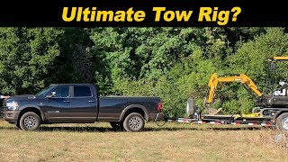 2019 Ram 2500 | Hauling Above The Limit