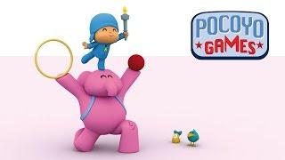 Pocoyo Games: Gimnasia rítmica