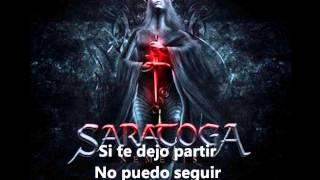 SARATOGA   EL ULTIMO VALS (LETRA)