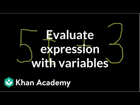 55ca14fd09e71 Evaluating an expression with one variable (video)