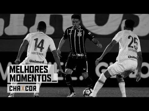 Melhores Momentos - Chapecoense 0x1 Corinthians - Brasileirão 2017